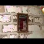 آثار الدمار بمسجد ابن بازين