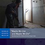 تقرير لهيومن رايتس ووتش عن تجنيد الأطفال في سورية