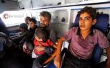 أدى الغارات التي نفذها الطيران الحربي إلى مقتل أكثر من 45 شخصاً، وجرح سبعين آخرين
