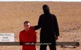 بث تنظيم داعش فيديو يظهر ذبح كاسيغ مع 18 عسكرياً سورياً