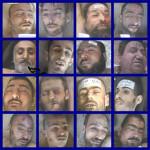 القائمة الكاملة لضحايا التعذيب الذين تم التعرف عليهم