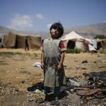 وصول أول مجموعة من اللاجئين الآشوريين السوريين إلى لبنان