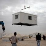 وفاة عائلة سورية في مخيم الزعتري احتراقاً