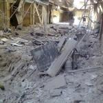 إجلاء مدنيين من مخيم اليرموك مع استمرار حدة الاشتباكات فيه