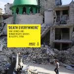 تقرير لمنظمة العفو الدولية: البراميل في حلب تجلب الرعب والدماء