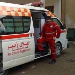 تنظيم داعش يُعدم متطوعاً في الهلال الأحمر