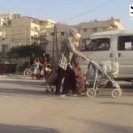كتائب المعارضة تفتح المعبر بين مخيم اليرموك وريف دمشق الجنوبي