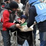الأمم المتحدة تعترف بإدخال مواد غذائية منتهية الصلاحية إلى الزبداني ومضايا