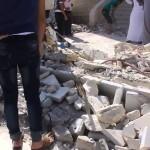 غارة روسية تدمر مركزاً للعناية بالأطفال في كفرنبل 10-10-2015