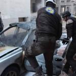 مجزرة في عندان في غارات روسية