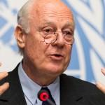 المبعوث الخاص للأمم المتحدة: أنا لا أعرف من الذي يقصف