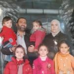 ثلاث سنوات على اعتقال د. العباسي وزوجها وأولادها