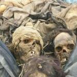 اكتشاف مقبرة جماعية في البوكمال