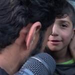 توثيق عملية وصول 250 مدني من الزبداني ومضايا إلى إدلب