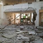 غارات مكثّفة على عندان في ريف حلب