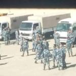 تواصل الاستعصاء في سجن حماة المركزي