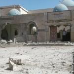 الغارات تدمّر مشفى ومسجد في ريف حمص