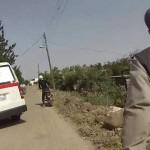 قصف جوي ومدفعي يستهدف الرستن ومحيطها