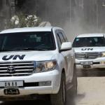 قوات النظام تمنع وصول أول قافلة إنسانية إلى داريا
