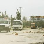 عملية تبادل في حلب للأسرى وجثث