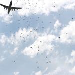 توزيع المساعدات جوا إلى داريا المحاصرة بسوريا ما زال احتمالا واردا