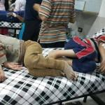 حالات تسمم واسعة في الغوطة الشرقية