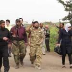 عملية تبادل للأسرى في درعا