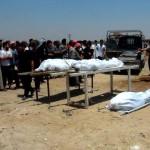 تبادل للجثث في ريف حمص الشمالي