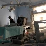 هيومن رايتس ووتش: الضربات الجوية الحكومية تغلق المستشفيات