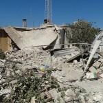 قصف روسي يستهدف مخبزين في ريف حلب