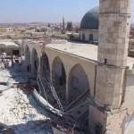 مجزرة في استهداف لسوق شعبي في ريف حلب