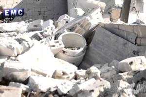 مجزرتان في ريف إدلب بغارات على مناطق سكنية