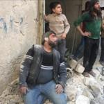 """تقرير أممي: مروحيات النظام السوري ألقت الكلور على """"قمنيس"""" بإدلب"""