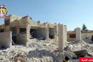 مجزرة في استهداف لمدرسة في ريف إدلب الجنوبي