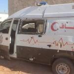 استهداف القطاع الطبي والإغاثي في شهر تشرين الثاني/نوفمبر