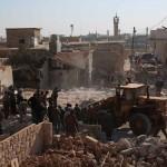 مجزرة في استهداف لمصلين في ريف حلب