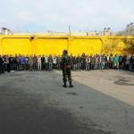 قوات النظام ترتكب جرائم إبادة جماعية في حلب
