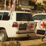 قوات النظام تمنع دخول المساعدات إلى الوعر