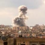 الطيران الروسي يرتكب مجزرة في درعا