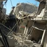 مجزرة في حرستا واستهداف لمناطق دمشق وريف دمشق