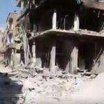 تدمير مشفى في قصف على أحياء دمشق