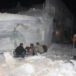قصف يستهدف مسجداً في ريف حلب