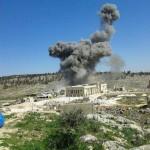 مجزرة في خان شيخون واستهداف واسع لإدلب