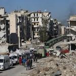 لجنة التحقيق الدولية تصدر تقريرها عن حلب