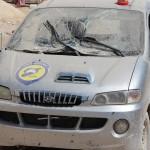 الطيران يستهدف مشفى ومركزاً للدفاع المدني في خان شيخون