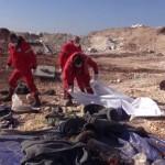 تبادل لجثث وأسرى في ريف حلب