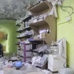تقرير عن استهداف مشفى الرحمة في خان شيخون 4/4/2017