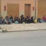 لاجئون سوريون عالقون على الحدود الجزائرية-المغربية