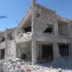 تقرير خاص عن استهداف مشفى المعرة الوطني