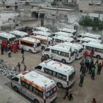 بدء التحضيرات لواحدة من أكبر عمليات التهجير في سورية
